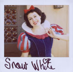 Portroids: Portroid of Snow White