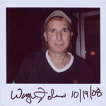 Portroids: Portroid of Wayne Federman