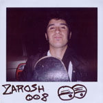 Portroids: Portroid of Zarosh Eggleston
