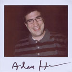 Portroids: Portroid of Adam Horowitz