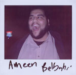 Portroids: Portroid of Ameen Belbahri