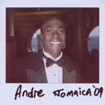 Portroids: Portroid of Andre Miller