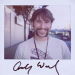 Portroids: Portroid of Andy Wood