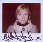 Portroids: Portroid of Ashley Jensen