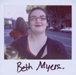 Portroids: Portroid of Beth Myers