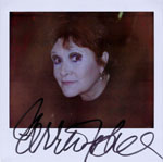 Portroids: Portroid of Carrie Fisher