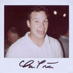 Portroids: Portroid of Chris Pratt