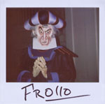 Portroids: Portroid of Judge Claude Frollo