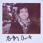 Portroids: Portroid of Geoffrey Arend
