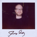 Portroids: Portroid of James Gray