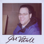 Portroids: Portroid of Joe Vitale
