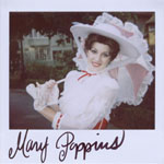 Portroids: Portroid of Mary Poppins