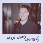 Portroids: Portroid of Max Wood