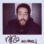 Portroids: Portroid of Michael Rosenstein