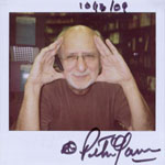 Portroids: Portroid of Peter Yarrow