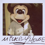 Portroids: Portroid of Safari Mickey Mouse
