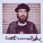 Portroids: Portroid of Scott Baker