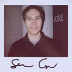 Portroids: Portroid of Sean Cross