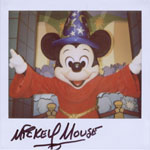Portroids: Portroid of Sorcerer's Apprentice Mickey Mouse