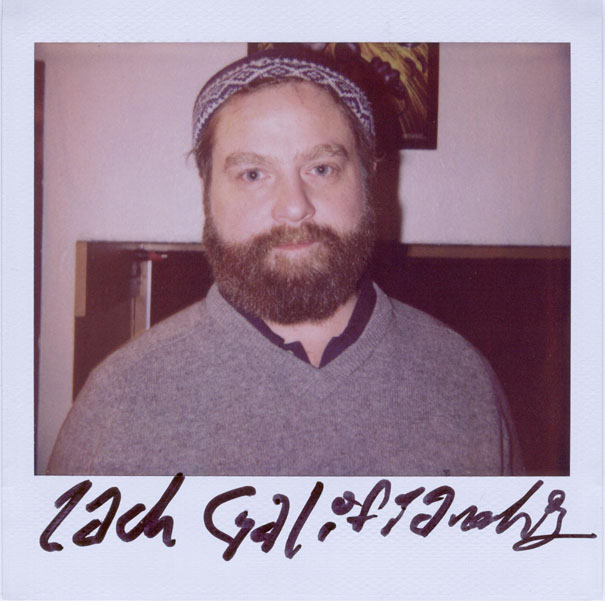 Zach Galifianakis - Gallery Colection