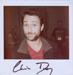 Portroids: Portroid of Charlie Day