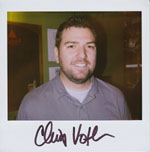 Portroids: Portroid of Chris Voth
