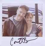 Portroids: Portroid of Conan O'Brien and Erica DeMint