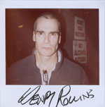 Portroids: Portroid of Henry Rollins