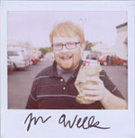 Portroids: Portroid of Jason Wells