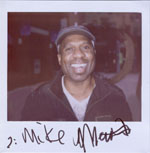 Portroids: Portroid of Mike Merritt