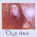 Portroids: Portroid of Old Hag