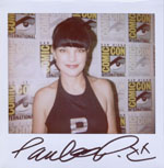 Portroids: Portroid of Pauley Perrette