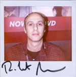 Portroids: Portroid of Robert Popper