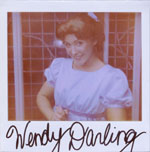 Portroids: Portroid of Wendy Darling
