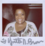 Portroids: Portroid of Yvette Nicole Brown