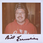 Portroids: Portroid of Bill Escudier