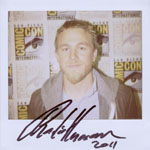 Portroids: Portroid of Charlie Hunnam