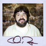 Portroids: Portroid of Chuck Roy