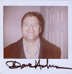 Portroids: Portroid of Dave Holmes