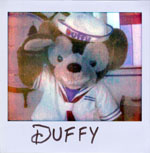 Portroids: Portroid of Duffy the Disney Bear
