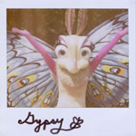 Portroids: Portroid of Gypsy Moth