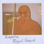 Portroids: Portroid of Imperial Royal Guard