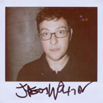 Portroids: Portroid of Jason Woliner