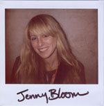 Portroids: Portroid of Jenny Bloom