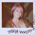Portroids: Portroid of Julia Vickerman