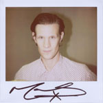 Portroids: Portroid of Matt Smith