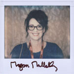 Portroids: Portroid of Megan Mullally