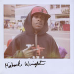 Portroids: Portroid of Michael Wright