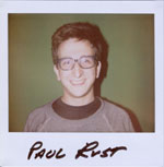 Portroids: Portroid of Paul Rust