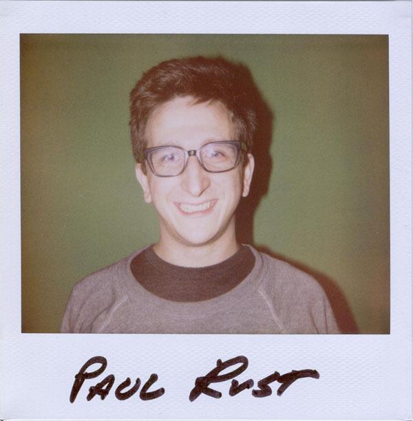Paul rust dating